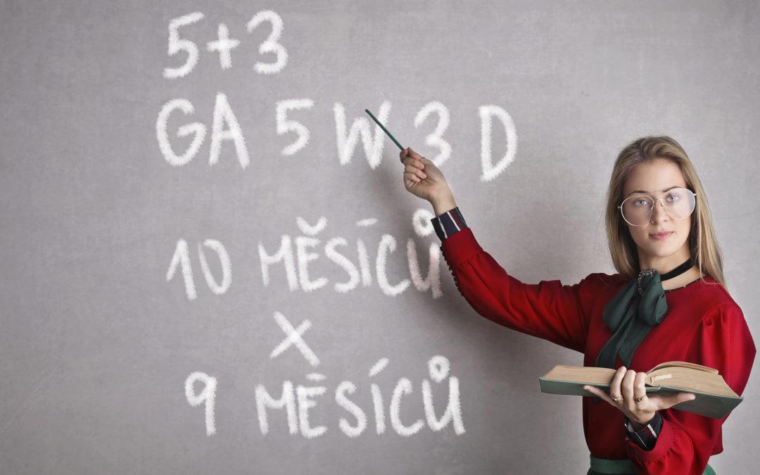 Matematika těhotenství. Jak ho správně počítat?