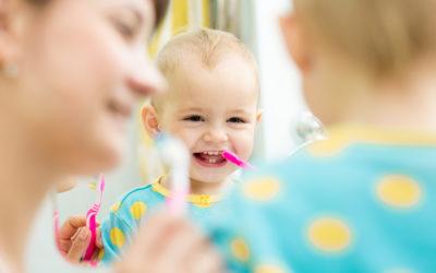Na cestě za krásným úsměvem. Kdy začít s čištěním zubů u dětí?