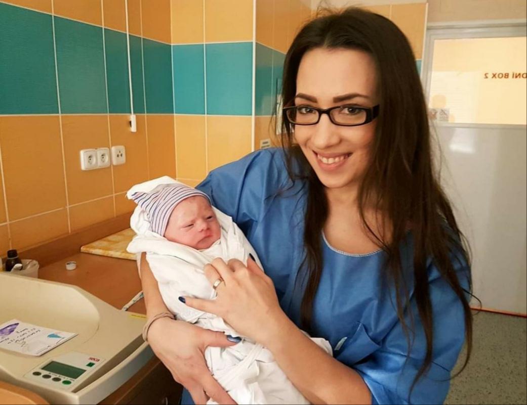 S těhotnými a rodičkami pracuje Eunika Moješčík přes 10 let.