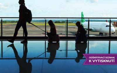 Dětská cestovní lékárnička: co přibalit do kufru na dovolenou